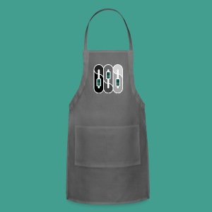 Silverman Sound Studios Logo - Adjustable Apron