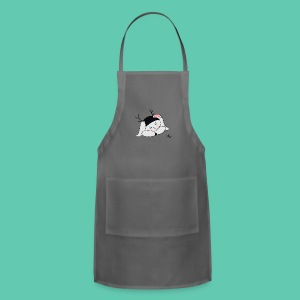 Sleepy Jackalope Annette - Adjustable Apron