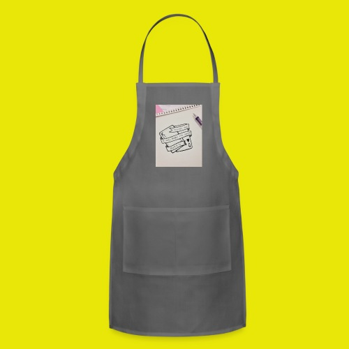 7CE0A6C4 2FD0 4C1F A3E0 61455D128C32 - Adjustable Apron