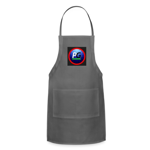 PG logo - Adjustable Apron