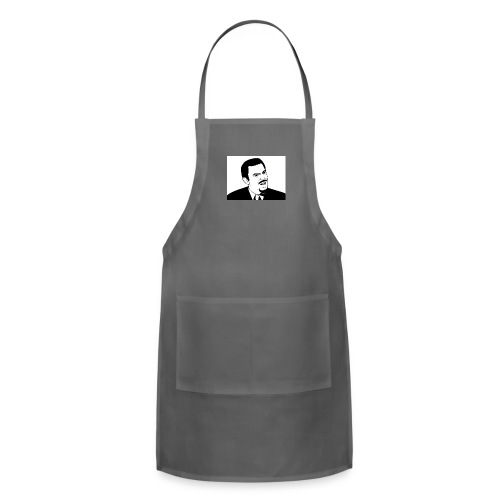 Dave Silverman - Adjustable Apron