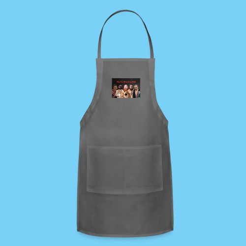 The Pro Wrestling Blab Icons - Adjustable Apron