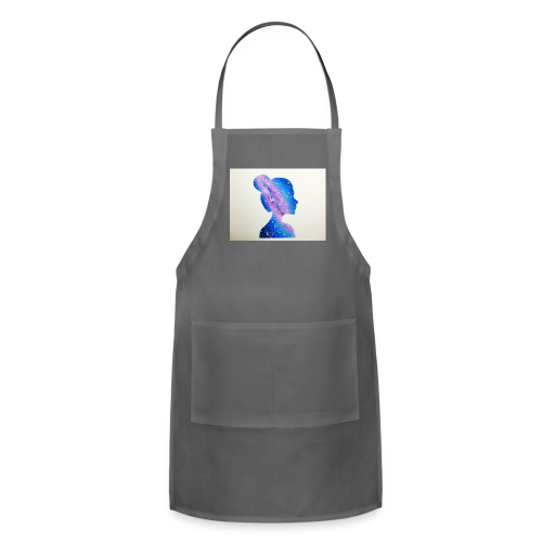 Galaxy Portrait - Adjustable Apron