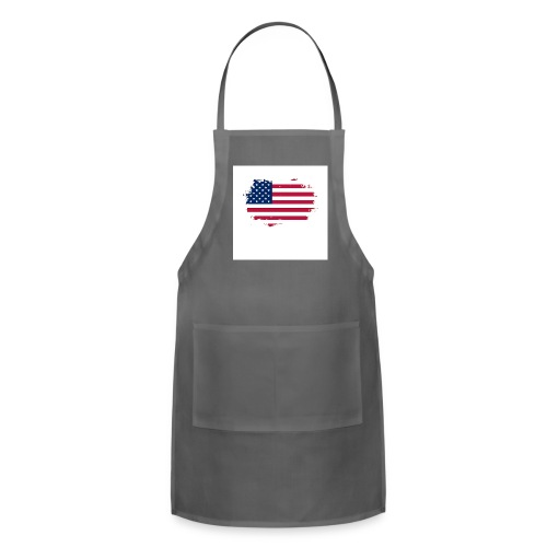 American flagIMG 0435 - Adjustable Apron