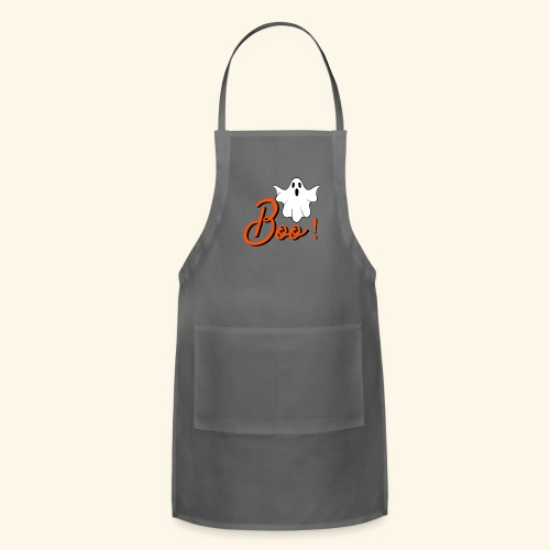 BOO ! - Adjustable Apron