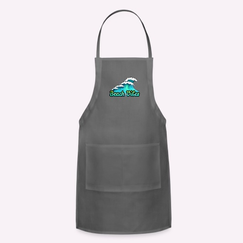 Beach Vibes - Adjustable Apron