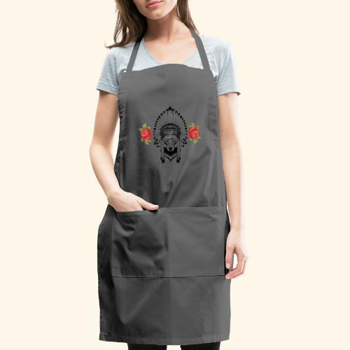 WOLF KING - Adjustable Apron