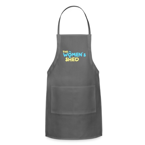 'The Women's Shed' - Adjustable Apron
