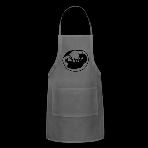 Alien Fetus by bmx3r - Adjustable Apron