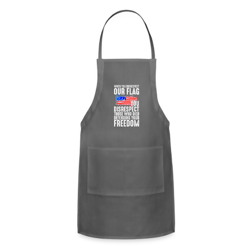 Respect The Flag 01 - Adjustable Apron