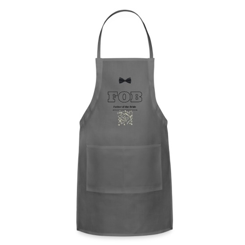 FOB Father of the Bride - Adjustable Apron