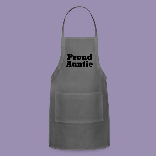 Proud Auntie - Adjustable Apron
