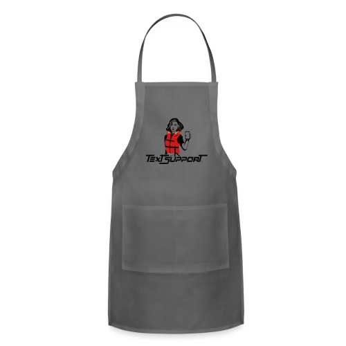 Text Support - Adjustable Apron