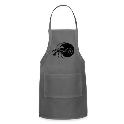 hermit crab crayfish cancer shrimp prawn lobster - Adjustable Apron