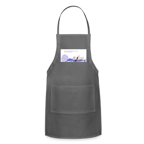 strenght in the Lord - Adjustable Apron
