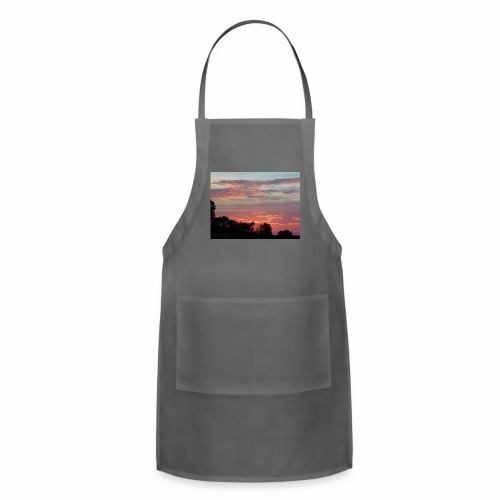 Sunset of Pastels - Adjustable Apron
