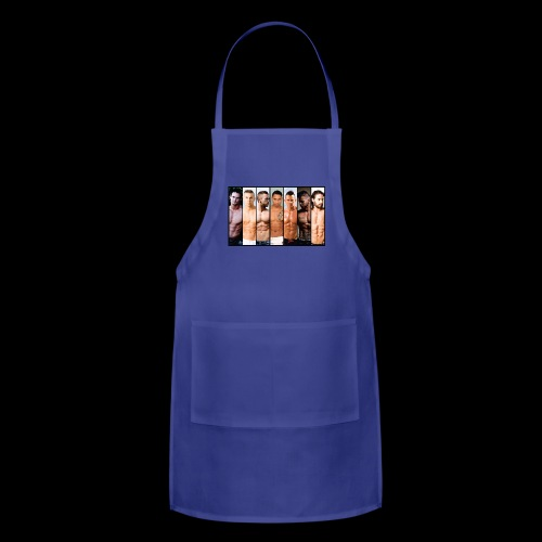 Hong Kong 2018 BILLBOARD - Adjustable Apron