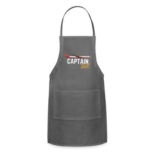Captain Bill Avaition products - Adjustable Apron