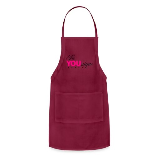 Be Unique Be You Just Be You - Adjustable Apron