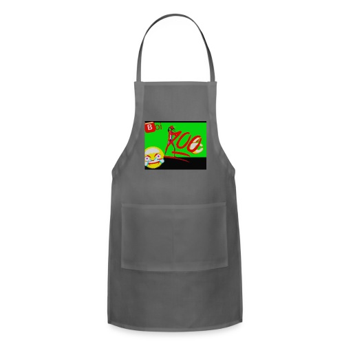 ONLY HOWARD CAN SUSTAIN ME - Adjustable Apron