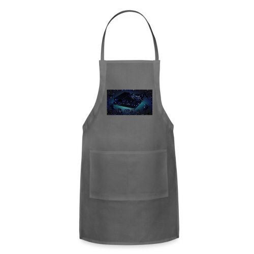 ps4 back grownd - Adjustable Apron