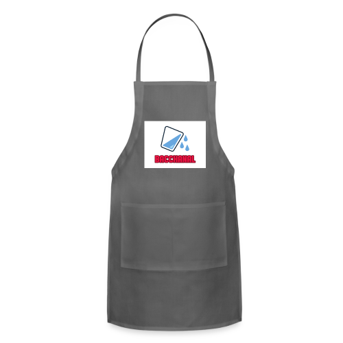Bacchanal & Water - Adjustable Apron