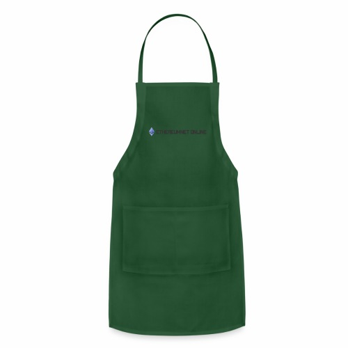 Ethereum Online light darkpng - Adjustable Apron