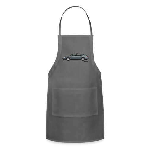 Blue Dresden W12 - Adjustable Apron