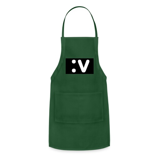 LBV side face Merch - Adjustable Apron