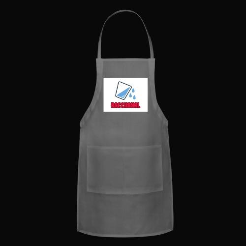 Bacchanal & Water - Adjustable Apron