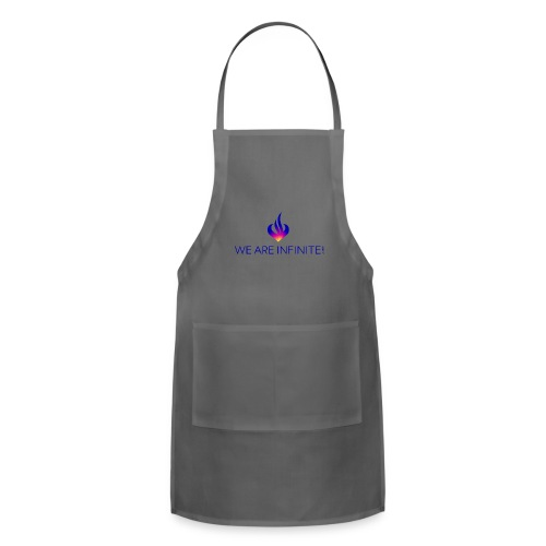 We Are Infinite - Adjustable Apron