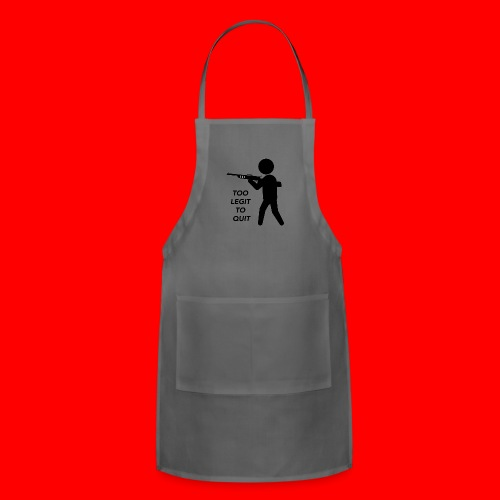 OxyGang: Too Legit To Quit Products - Adjustable Apron