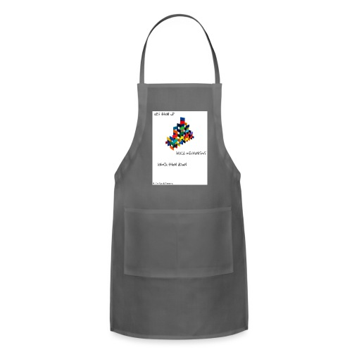 Hi I'm Ronald Seegers Collection-dominoes - Adjustable Apron