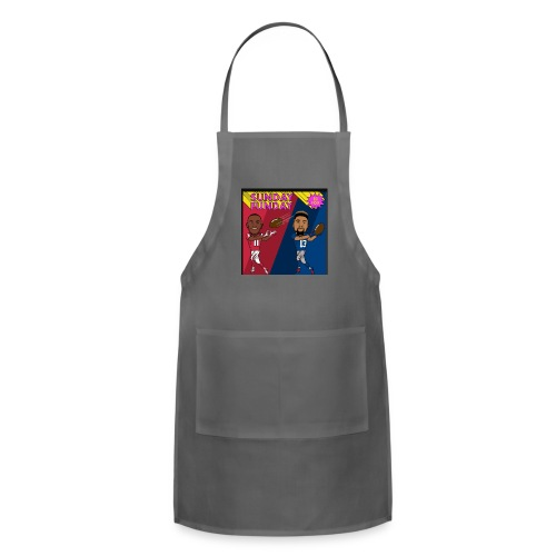SUNDAY FUNDAY FOR FOOTBALL - Adjustable Apron