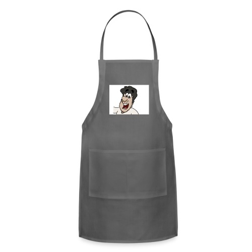 crunchy mumkey - Adjustable Apron