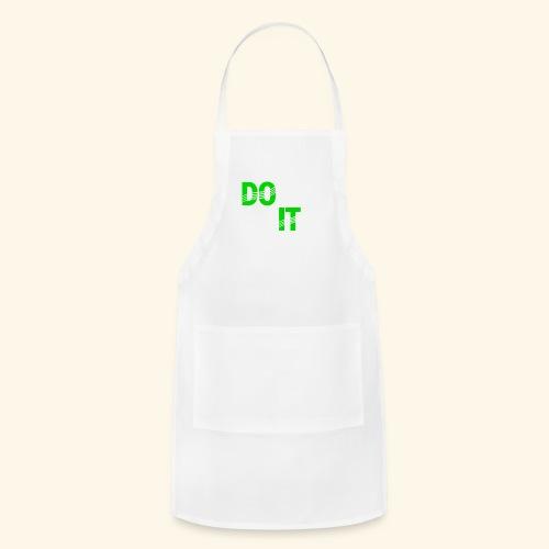 DON'T QUIT #4 - Adjustable Apron