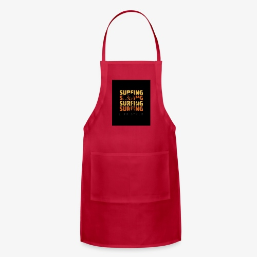Surfing Life Style - Adjustable Apron