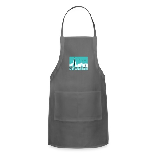 Beautiful Croatia - Adjustable Apron