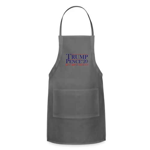 Classic Trump Pence 2020 - Adjustable Apron