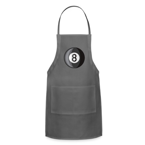 8 Ball - Adjustable Apron