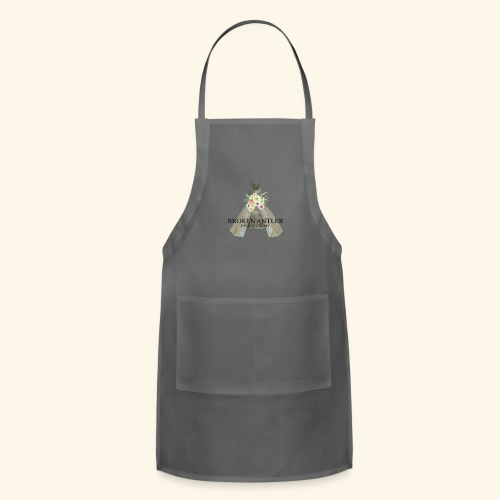 BROKEN ANTLER 2 - Adjustable Apron