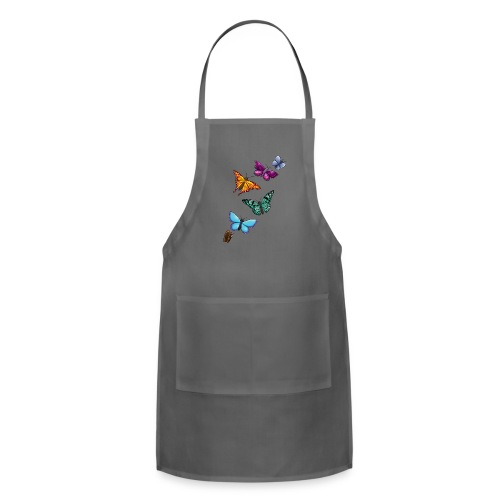 butterfly tattoo designs - Adjustable Apron