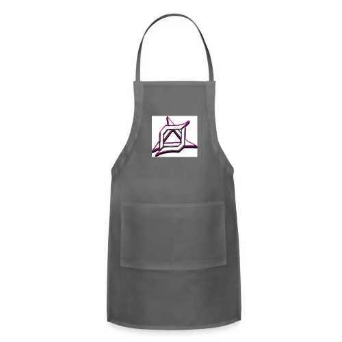 Oma Alliance Pink - Adjustable Apron