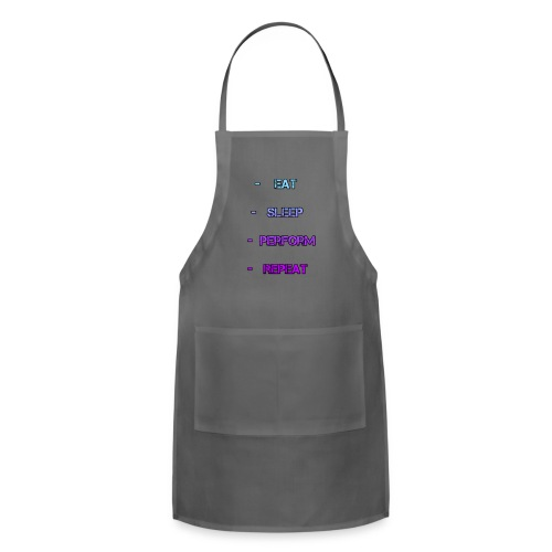 littlelaurzs productions T-shirt - Adjustable Apron
