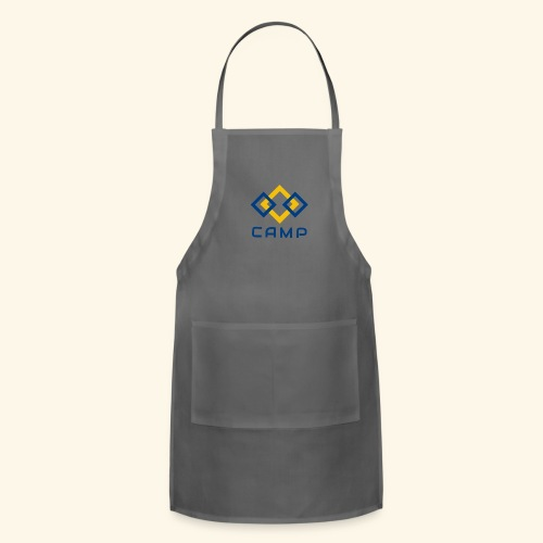 CAMP LOGO and products - Adjustable Apron