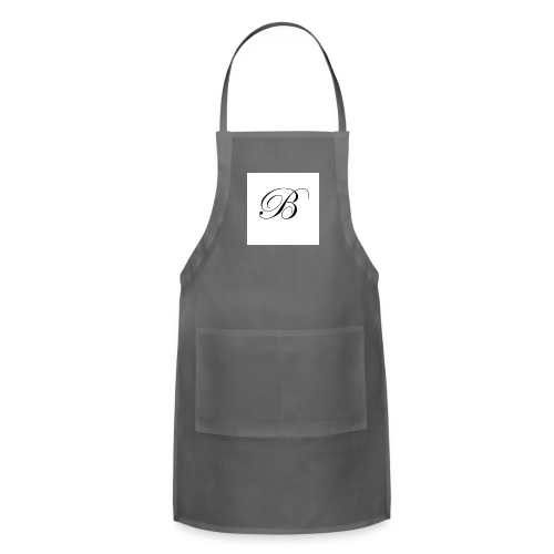 Barbaras signature item - Adjustable Apron