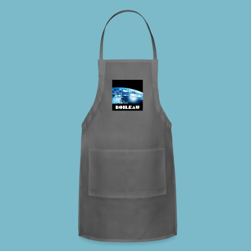 13 - Adjustable Apron