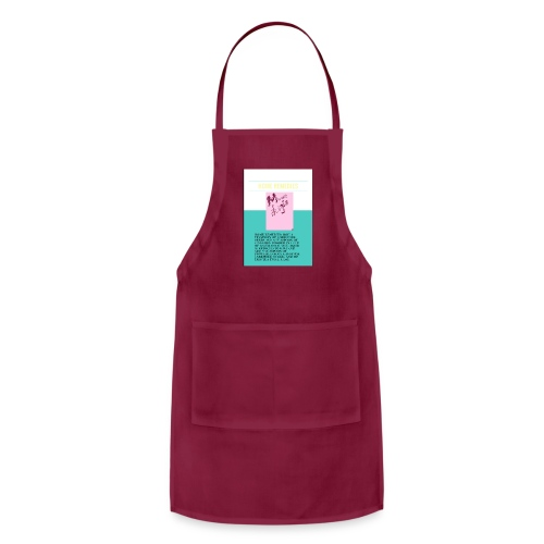 Support.SpreadLove - Adjustable Apron