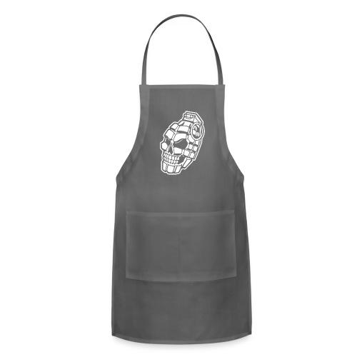 Skull Grenade - Adjustable Apron