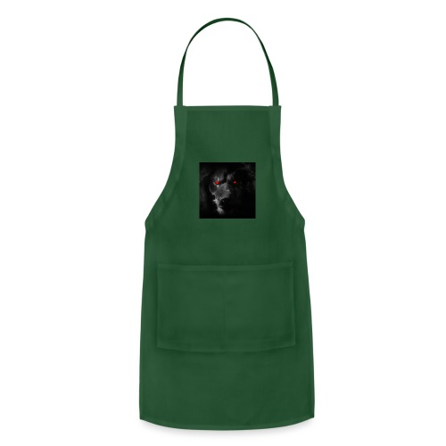 Black ye - Adjustable Apron